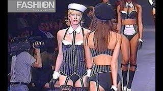 CHANTAL THOMASS Fall 1993 Paris - Fashion Channel