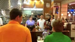 JBT YMCA Flash mob 9-1-13