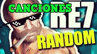 CANCIONES ELRUBIUS ''RESIDENT EVIL 7 by Rubius (Momentos Divertidos)''