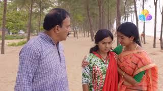 Malayalam Serial Actress Monisha Navel Slip in saree width=