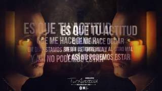 JuanDa Lotero - Tu Actitud [Lyric Video]