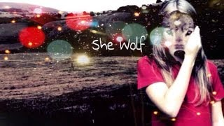 She Wolf- David Guetta (ft. Sia) music video