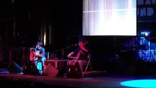 The Books 'Cello Song' (Primavera Sound 2010)