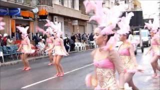 Danza Kuduro .CARNAVAL AGUILAS 2011 (MARCIA). ( SINERGIA INFANTIL)