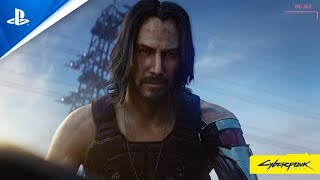 Cyberpunk 2077   Cinematic Trailer officiel 4K VOSTFR   PS4