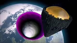 TMNT 2012 - Black Hole Scene Extended & Reversed