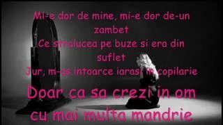 ADDA-Oglinda,oglinjoara(Lyrics)
