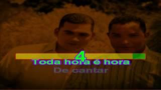 Rick e Renan - Hora de Cantar - karaoke