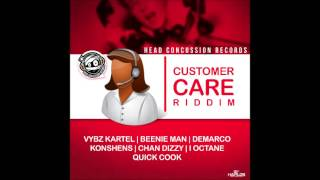 Konshens - Gal a Wine (Official Audio) Customer Care Riddim 2015 Head Concussion 21st Hapilos