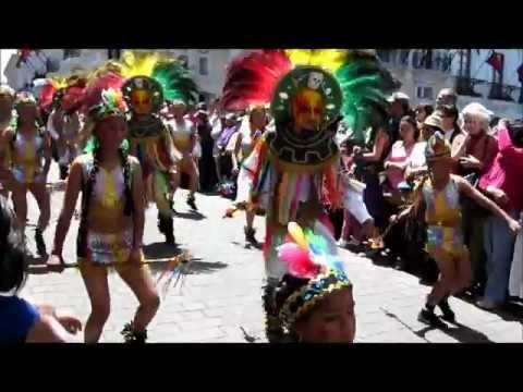 V Semana Cultural de Bolivia en Ecuador