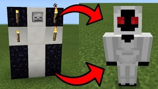 How To Spawn Entity 303 in Minecraft Pocket Edition