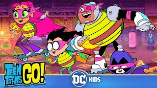 Teen Titans Go! auf Deutsch | Teenage Mutant Ninja Titans | DC Kids