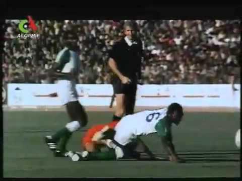 Algerie Nigeria 1981 a Constantine