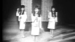 'be my baby'   -  the ronettes (live: 1965)