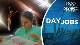 Between Trampoline Gymnastics and a Career as a Doctor | Day Jobs