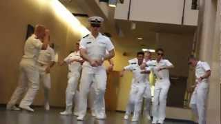 Gangnam Style  US Naval Academy Dance Cover