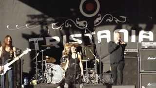 Tristania | Mercyside - Festival Siembra y Lucha 2013