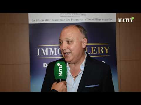 Video : ImmoGallery, premier salon des professionnels de l'immobilier de standing