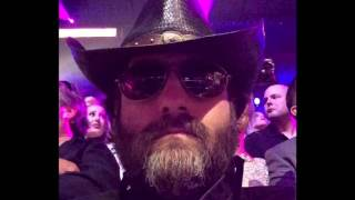 Wheeler Walker Jr Watches Florida Georgia Line Perform Live at CMT Awards