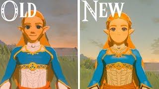 Zelda Mod | Old Vs. New