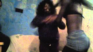 Silvia & juuh- dançando samba rock