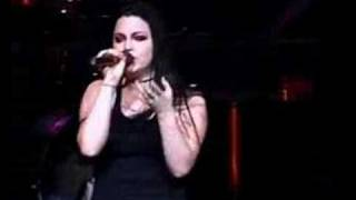Weight Of The World (Evanescence live)