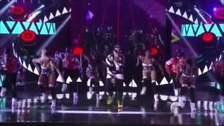 Daddy Yankee Live Latin American Music Awards - Sígueme y te Sigo / Vaiven