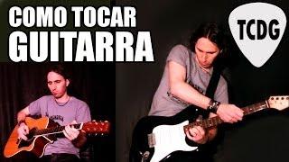 Aprende como tocar guitarra fácil, rápido y gratis en TusClasesDeGuitarra.com! TCDG