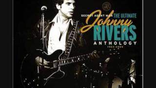 Johnny Rivers - Secret Agent Man + Lyrics