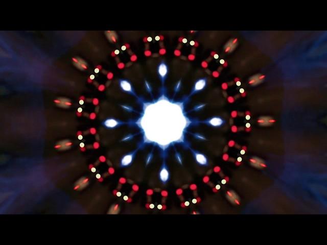 Video de visuales de Downtown Buddha hecho por el gran Theodore System!