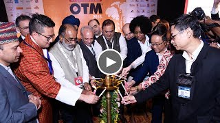 Glimpses of Day 1- OTM 2018