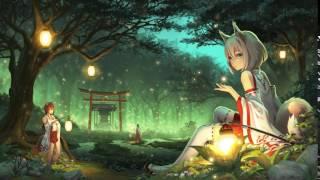 Miko Fox (Animated) - Wallpaper Engine