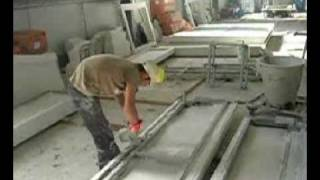 grc  gfrc (glass fibre reinforced concrete) hand spray machines and products trading