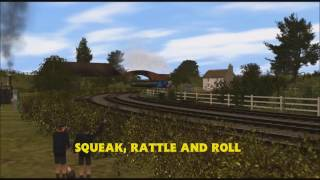 Squeak, Rattle and Roll