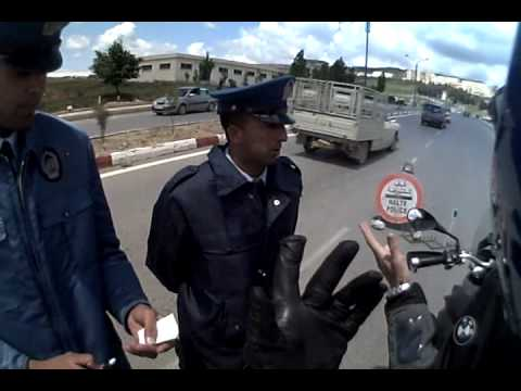 Checkpoint in Souk Ahras RMZ