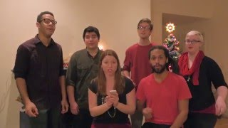 Text Me Merry Christmas - Broad Street Beat (Straight No Chaser Cover)