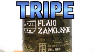 Tripe Stew - Weird Stuff In A Can #114