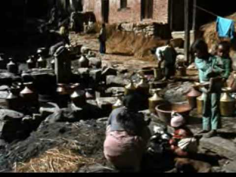 progetto NEPAL 1977