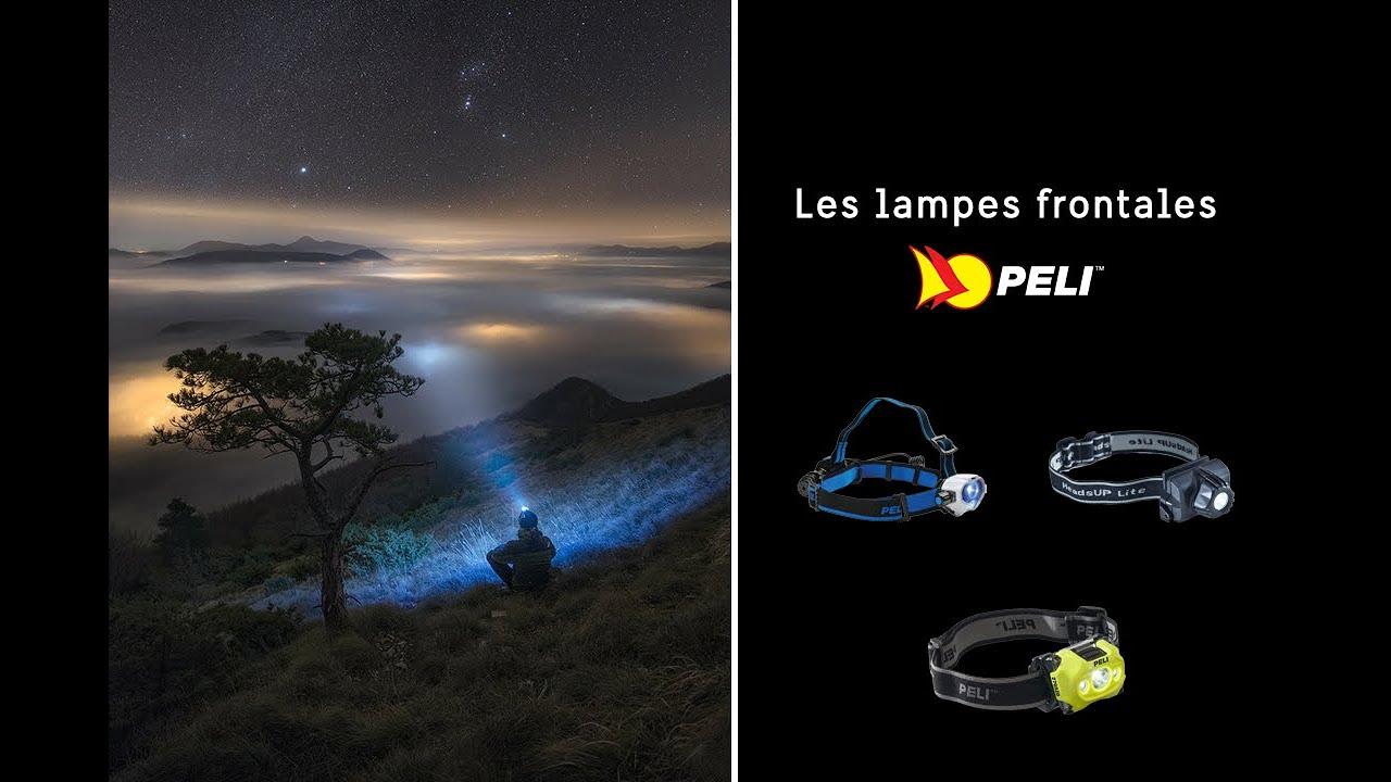 Lampe Frontale Peli™ 2765Z0 Atex Zone 0