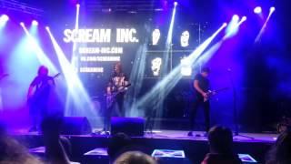 Scream Inc. (Metallica cover) - Fuel  (30.10 Yekateringurg)