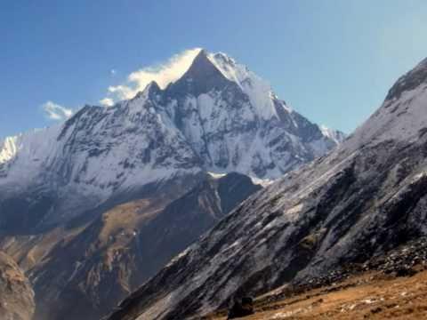trekking nepal 2010