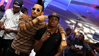 OLAMIDE N PHYNO'S Performance at Yaw Live on Stage 2013
