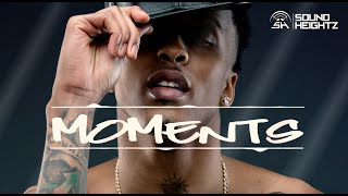 Moments - August Alsina Type Beat | Smooth R&B Instrumental