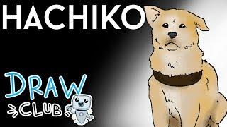 La historia de HACHIKO - Draw Club