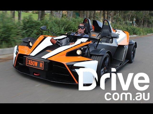 2017 KTM X-Bow Review | Drive.com.au