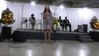 BERSEBA - SOLO DANIELLA PADILHA (Ninguém Pode Impedir Rose Nascimento)