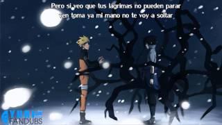 "Naruto Shippuden ""By my side"" (Español Latino)"