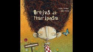 """Cuento """"Orejas de Mariposa"""" de Kalandraka"""