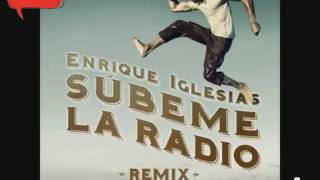 Subeme la radio - Enrique iglesia ft. CNCO (remix)