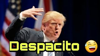 Donald Trump Singing Despacito OMG😅||Ft.Justin Bieber,Daddy yankee,Luis Fonsi